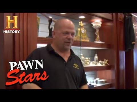 Pawn Stars: Fastest Pawn in the West | History