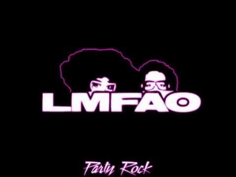 LMFAO-Party Rock Anthem (Lyrics Video)