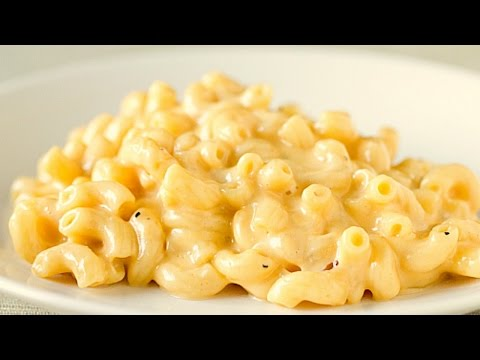 Easy Stovetop Macaroni And Cheese - Creamy Mac And Cheese Recipe