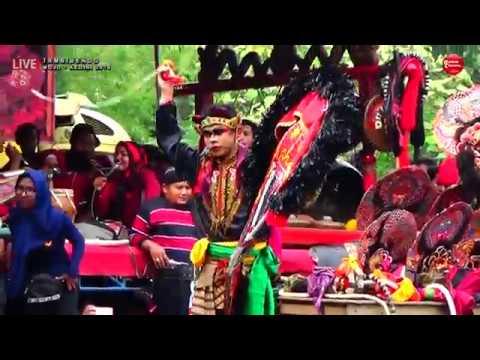 Solah Sigrak Prabu Celeng Gembel Kembar 2 Ndadi == PUTRO BATHORO Live TAMBIBENDO MOJO KEDIRI 2019