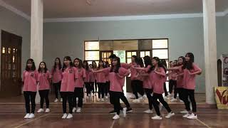 Flashmob Thanh xuân của chúng ta - Good time - Boom - Đố vui học tập Văn 1619 Chuyên VNG