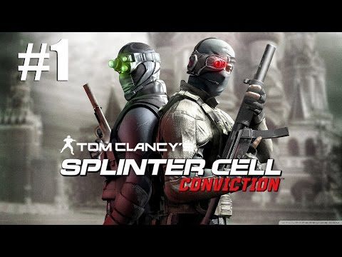 Splinter Cell Conviction COOP #1 Banya De Saint petersburg ! PC HD FR