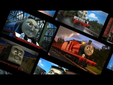 All Thomas & Friends Voice Actor Credits
