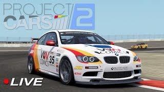 Project Cars 2 BMW GT4 Community Races | Live