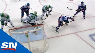 Mathew Barzal Scores Through-The-Legs Goal, After Losing Coach's Challenge