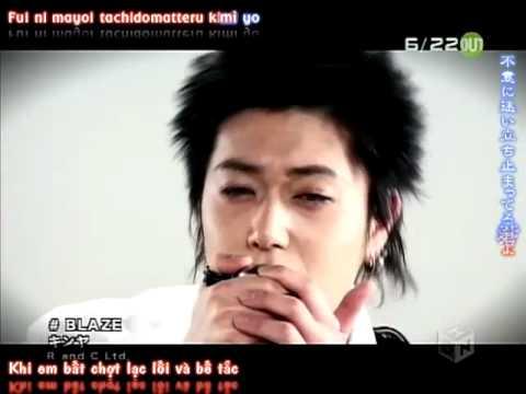 [PV] Blaze - Kotani Kinya - Tsubasa Chronicle Openning 01 [Vietsub]