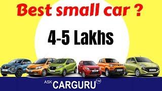 2019 Best car in 5 Lakhs in India | Maruti Suzuki | Hyundai | Tata | Renault | Datsun |