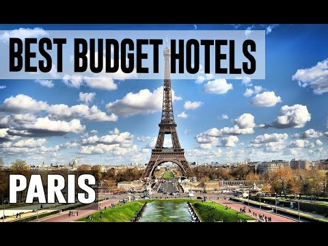 Cheap And Best Budget Hotels In Paris , France