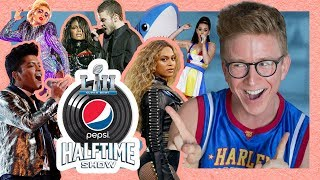 reacting to best & worst super bowl halftime shows