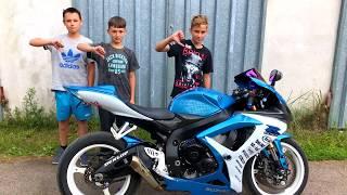 Продал Мотоцикл Suzuki Gsxr K7 -Мнением Болта Motonexus