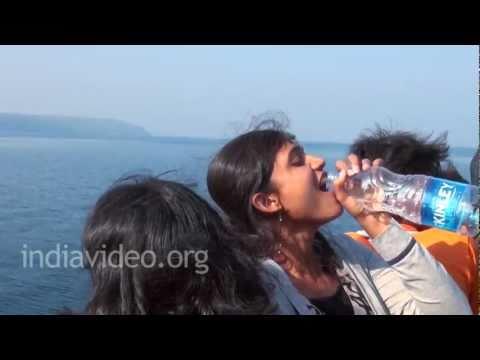 Boating in Nagarjuna Sagar