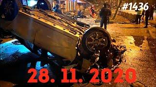 ☭★Подборка Аварий и ДТП от 28.11.2020/#143/Ноябрь 2020/#дтп #авария