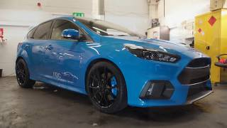 Gambar cover Detailing and Wrapping Our New Mk3 Ford Focus RS!