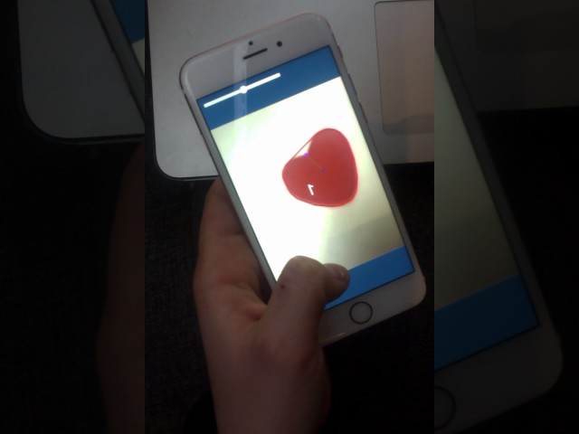 ♡ ♥ heart shape object detection ios opencv for unity ♥ ♡