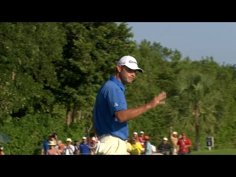 Shawn Stefani holes 20-foot birdie at OHL Classic