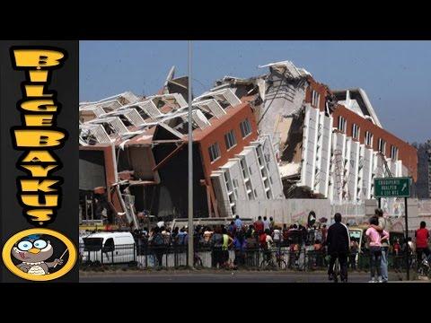 Dünya Tarihinin En Büyük 10 Depremi