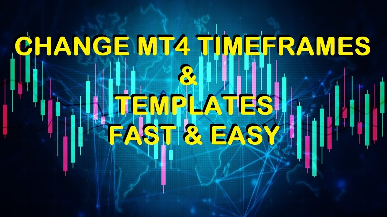Mt4 Change All Timesframes Or Change All Templates Script Free