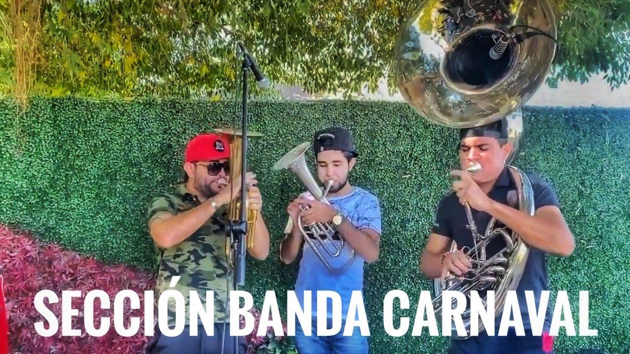 Armonías de la Carnaval (Theo, Cacho y Alan)