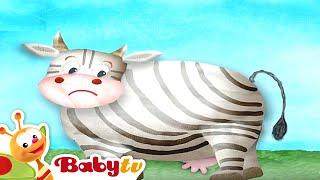 De vlekken van de koe - BabyTV Nederlands