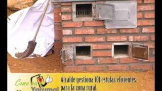 ALCALDE DE YARUMAL GESTIONA 101 ESTUFAS EFICIENTES PARA LA ZONA RURAL.f4v thumbnail