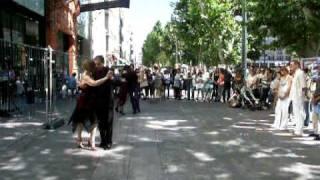 LA RUE DU TANGO 2009  A MARSEILLE A L