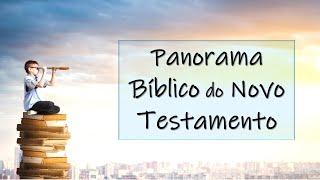 "Retransmissão EBD Online: ""Panorama Bíblico: 1ª Carta de Paulo a Timóteo"""