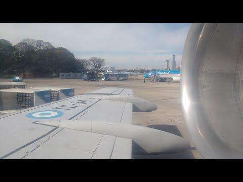 LADE - Buenos Aires - Mar del Plata - Fokker F28