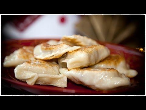 Cabbage And Mushrooms Pierogies - Pierogi Z Kapusta I Grzybami - Christmas Menu Recipe #56