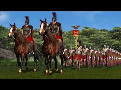 Rome 3D Animation Film