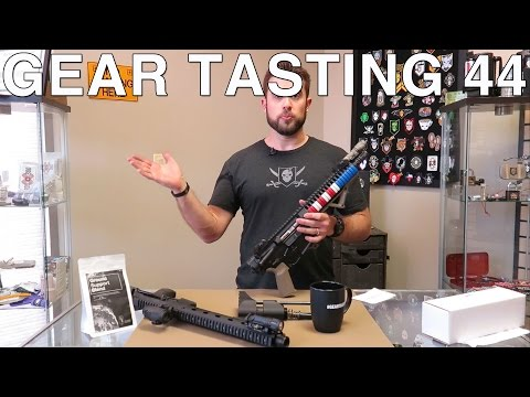 Gear Tasting 44: Diving into SCUBA Gear and PDW Stocks vs. Folding Stocks