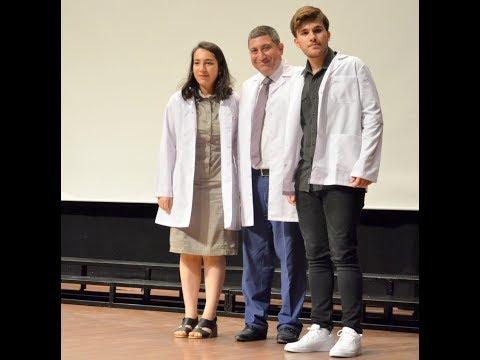 Tıp Fakültesi Önlük GiydirmeTöreni Gerçekleştirildi