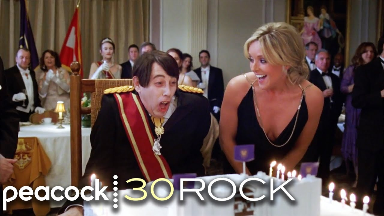 Download Jenna's Royal Affair | 30 Rock