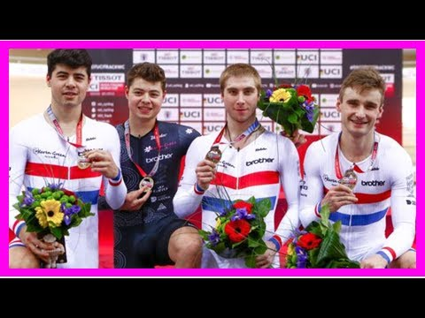 Track Cycling World Cup: Charlie Tanfield wins second gold By Sport LD News