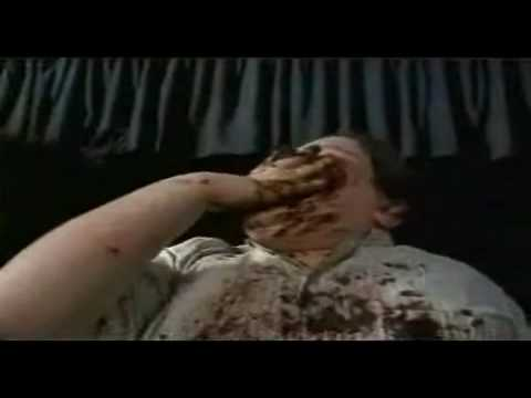 Guile's Theme Goes With Everything - (Matilda - Bruce Bogtrotter Eats Cake)
