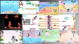 MAME Handheld LCD Games - Part 1