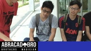 Kevin Anggara Kena MAGIC PRANK COCA COLA + MENTOS - Trik Sulap abracadaBRO Magic Prank Indonesia