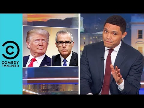 Trump Is Going After The FBI | The Daily Show With Trevor Noah
