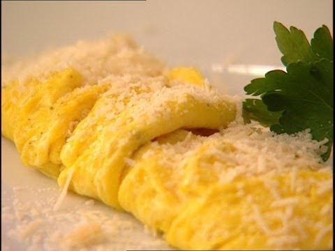 How To Make An Omelette - Delia's How To Cook - BBC Food