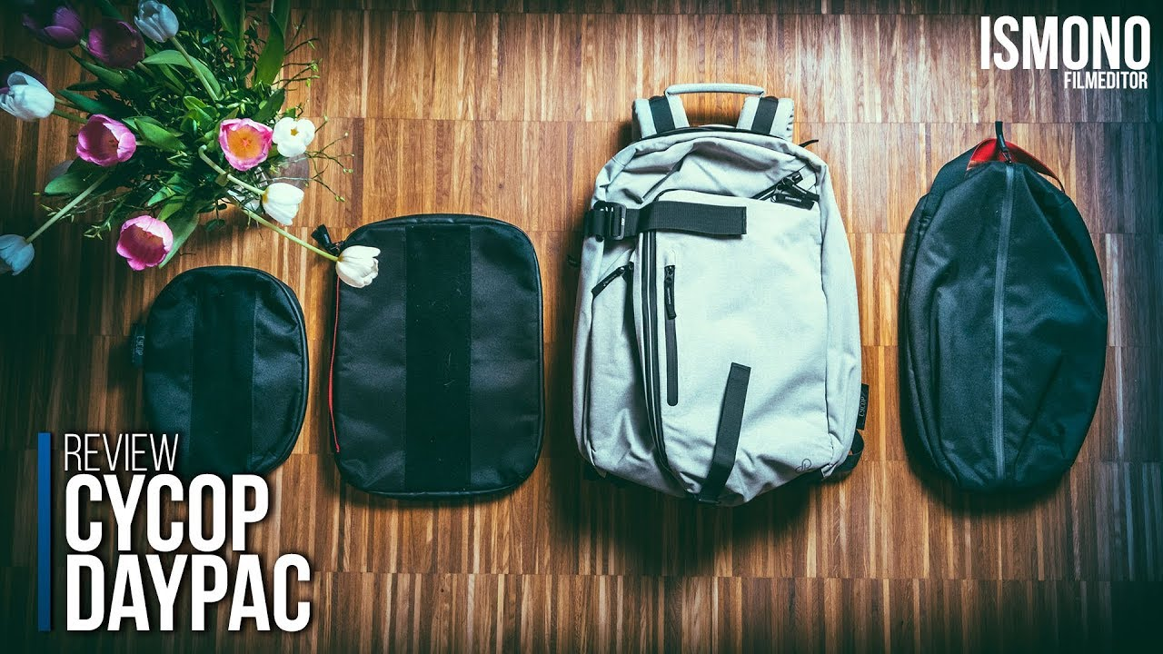 Breaking up with this bag...Cycop Daypac BACKPACK REVIEW - YouTube f370a99d97349