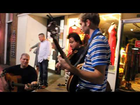 Bluegrass JAM at the AUSTRALIAN BAKERY 2017-10-04 MVI 2191