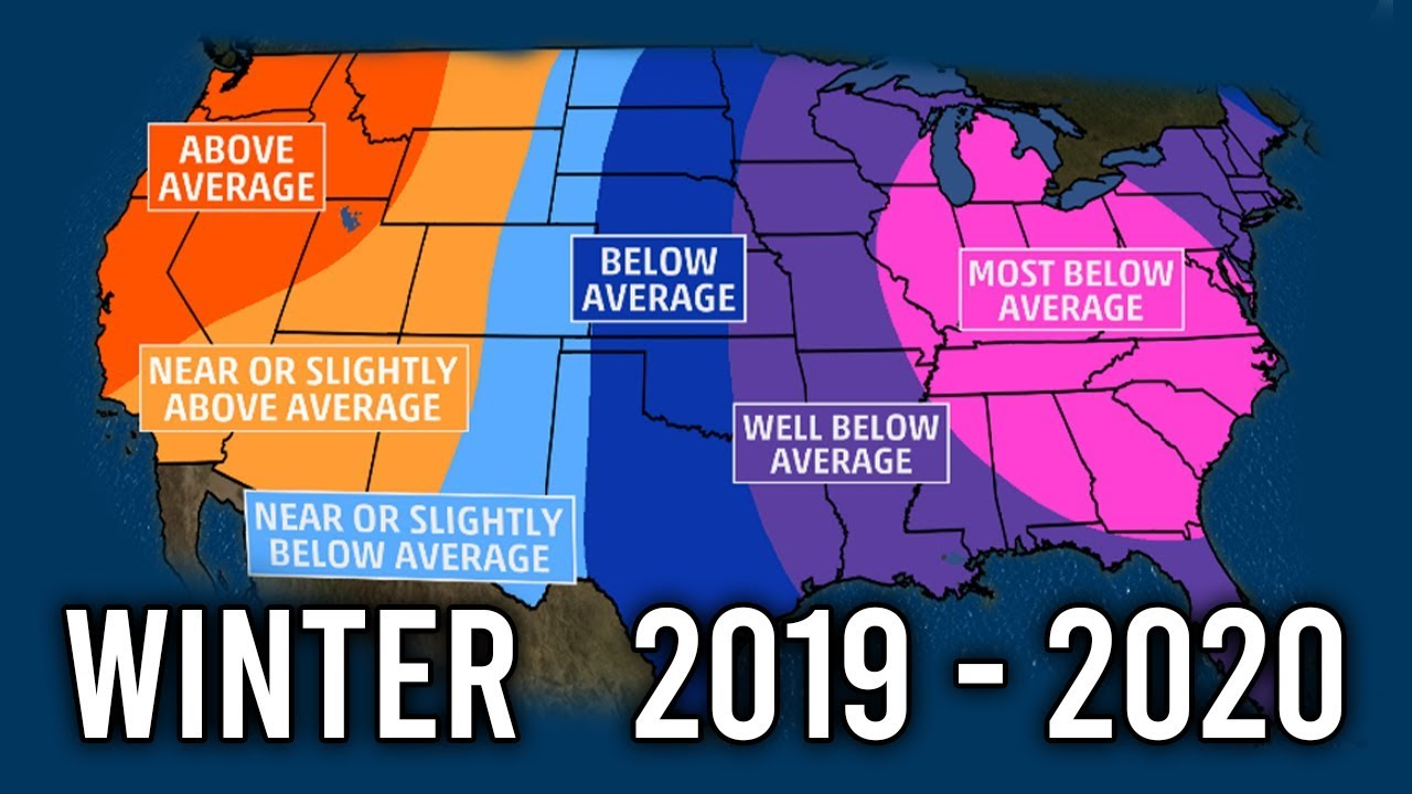 an early look at winter 2019 - 2020