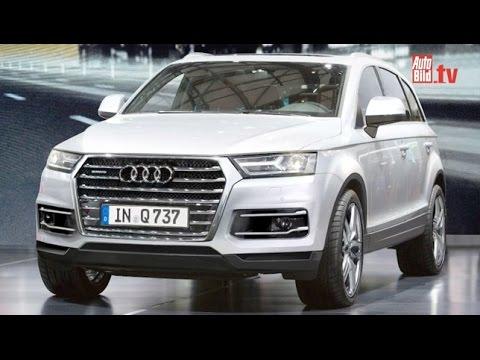 Insider SUV Audi & Mercedes (2015-2018) - YouTube