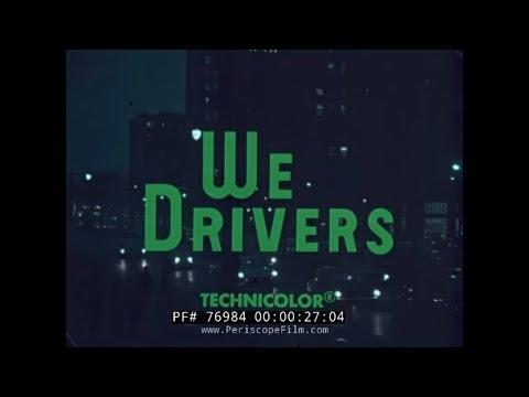 1960s GENERAL MOTORS DRIVER