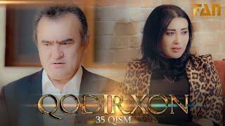 Qodirxon (milliy serial 35-qism)   Кодирхон (миллий сериал 35-кисм)