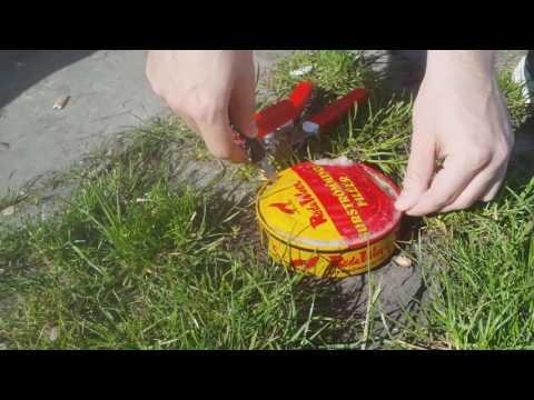 Surströmming - Otwieramy