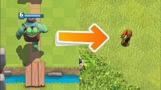 """WHAT IF HE WAS IN THE GAME!?! """"Clash Of Clans"""" CROSS OVER CR/COC"""