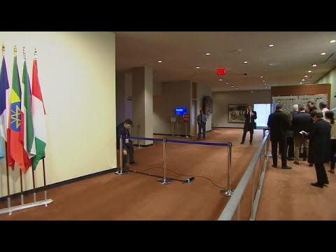 Kuwait on the situation in the Middle East (Syria) - Media Stakeout (10 April2018)