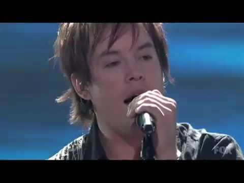 David Cook Billie Jean Live American Idol