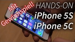 iPhone 5S/5C Gewinnspiel und Hands-On - GIGA.DE
