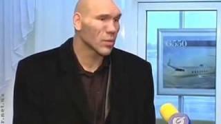 Валуев про бой с Кличко